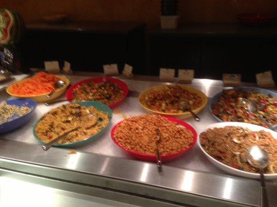 Agrabah Cafe: BUFFET