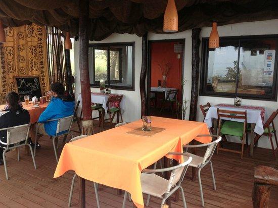 Restaurant Manuia : Mesas