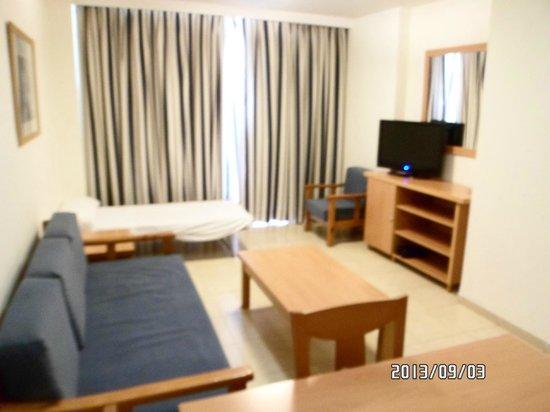 Hotel Neptuno: Salón Apartahotel