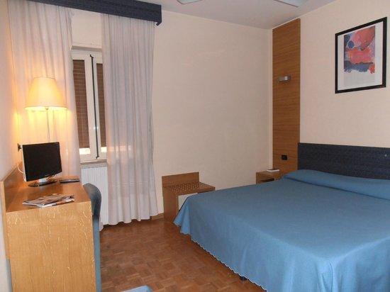 Hotel Clarici: camera