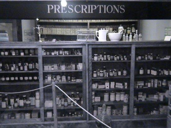 Beneath the Streets: Pharmacist
