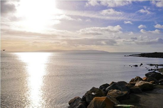 Marian Lodge Guesthouse : Salthill Views