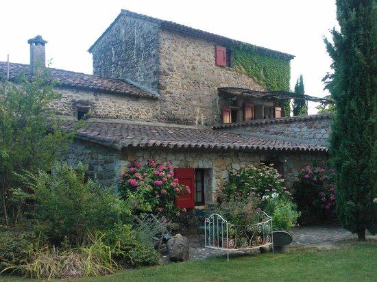 Le Mas de Prades : maison de charme