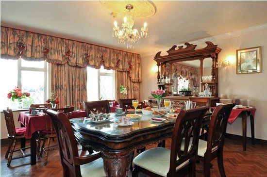Marian Lodge Guesthouse : Dining Room