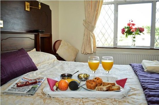 Marian Lodge Guesthouse : Double room
