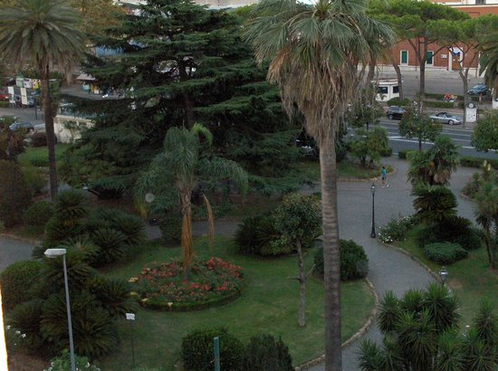 NH La Spezia: View from the room