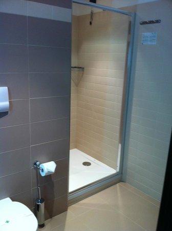 La Conchiglia Hotel: otimo chuveiro