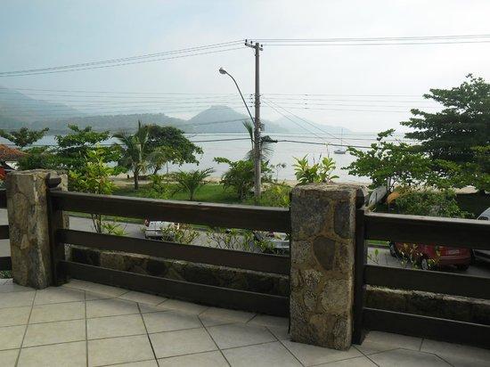 Pousada Estacao do Sol: Vista do nosso Café da manhã!