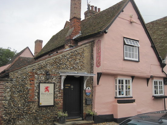 The Red Lion Inn: The Red Lion