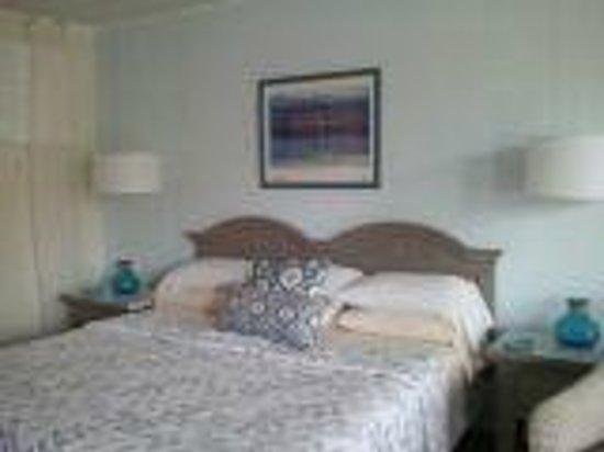 Summers Inn Ludington: Our room