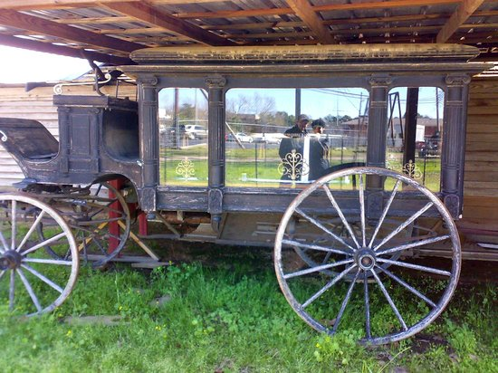 Mississippi Agricultural & Forestry Museum: Karawana