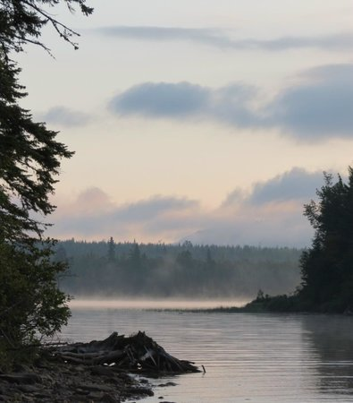 Northern Pride Lodge & Campground: canoe trip