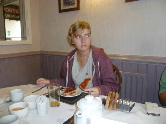 The Rose and Crown Inn: Breakie