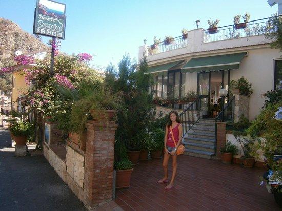 Hotel Condor : ingresso hotel