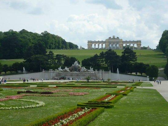 Gärten von Schönbrunn: Stunning.