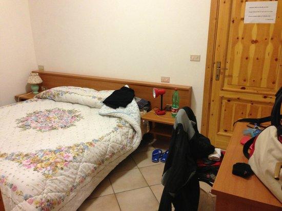 Hotel Sibilla: la camera nella dependance