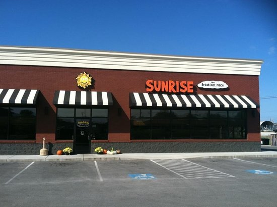Sunrise - The Breakfast Place: SUNRiSE (the Breakfast Place) OPEN 6:00am-2:00pm (Tuesday-Sunday)