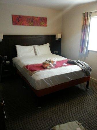 Best Western The Stuart Hotel: bedroom