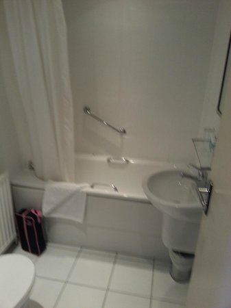 Best Western The Stuart Hotel: bathroom