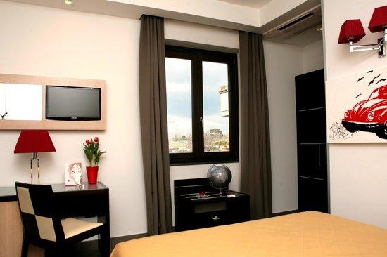 Hotel Visagi: la camera