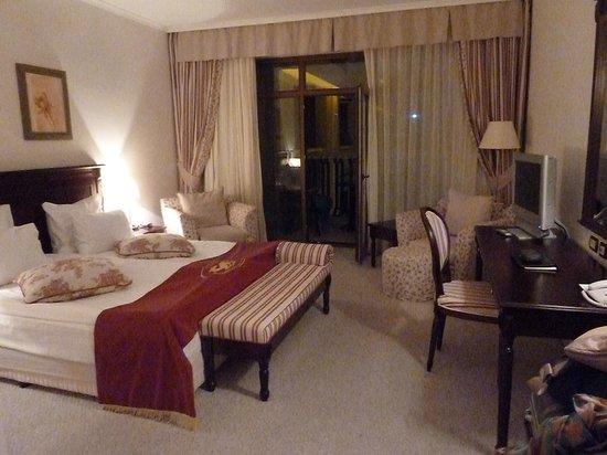 Melia Grand Hermitage: habitación