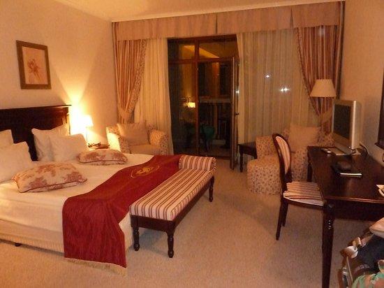 Melia Grand Hermitage : habitación