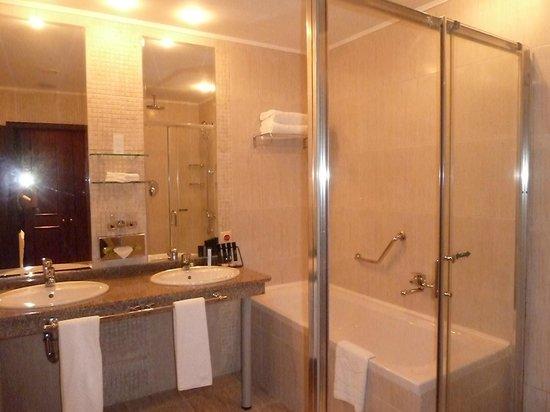 Melia Grand Hermitage : baño