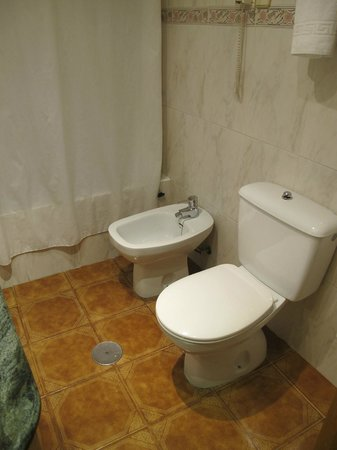 Hotel El Churra: Baño