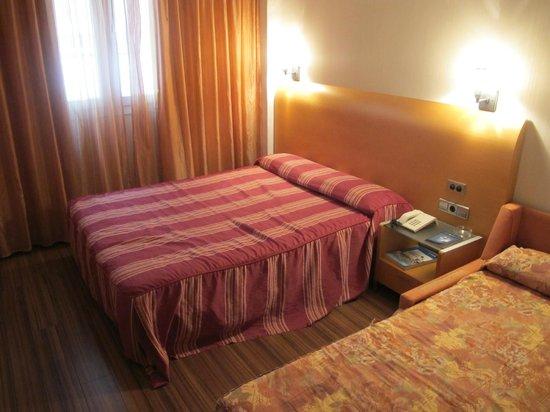 Hotel El Churra: Habitación