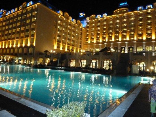 Melia Grand Hermitage : hotel