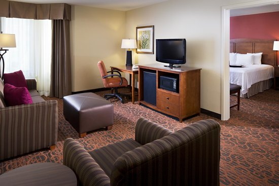 Hampton Inn San Diego/Del Mar: King Suite