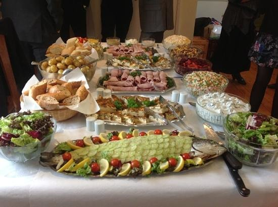 Crofters: available for outside catering