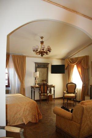 Hotel Palazzo Alexander: номер