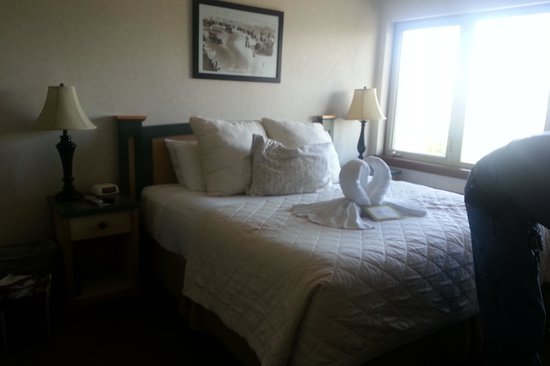 Inn at Seaside: Our room :D