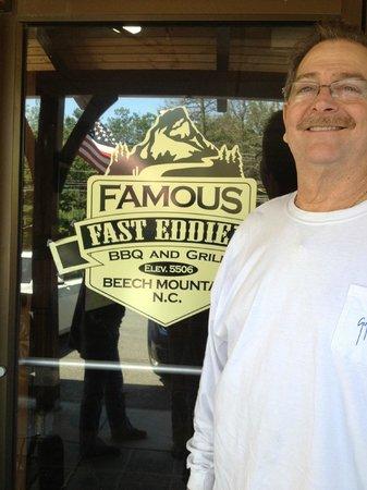 Famous Fast Eddie's: Writer at Famous Fast Eddies