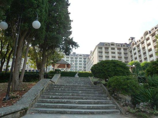 Melia Grand Hermitage: hotel