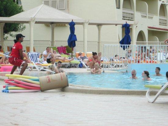 Dessole Abou Sofiane Resort : kempa   aquagym