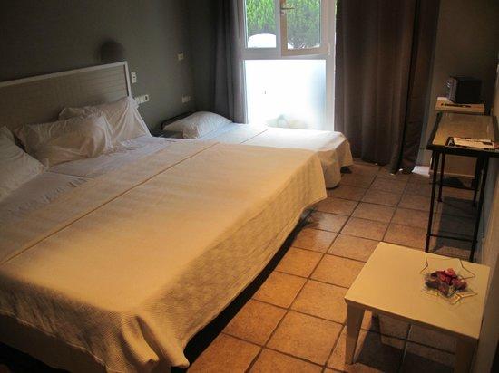 Hotel MC San Jose: Habitación