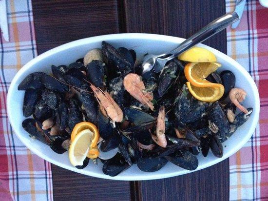 Sorriso : shellfish stew