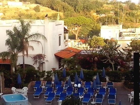 Hotel Terme Vinetum: veduta piscina