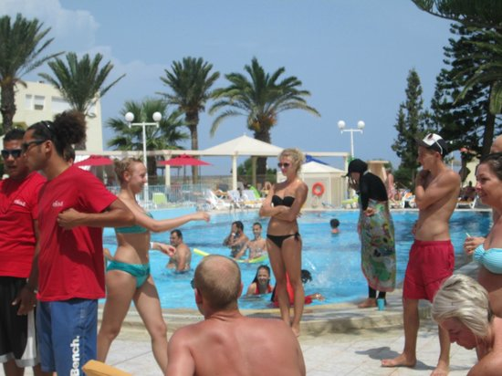 Dessole Abou Sofiane Resort : picine