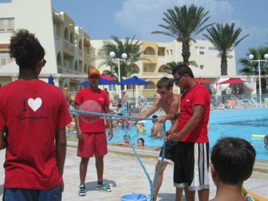 Dessole Abou Sofiane Resort : mdr