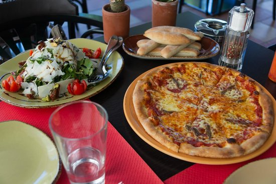 Al Fresco: Pizza Spicy