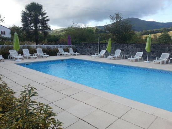 Domaine de Silencenia : la piscine