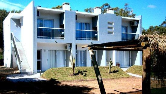 Dunas del Este : Apartamentos/ Hotel