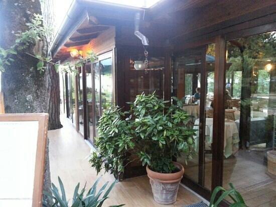 Hotel Kursaal Umbria: il ristorante