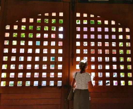 Hotel de Charme Zum Schiff : Gate to charme!