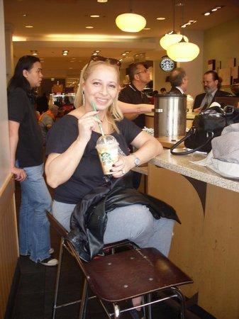 Starbucks : Pausa com Sabor !!