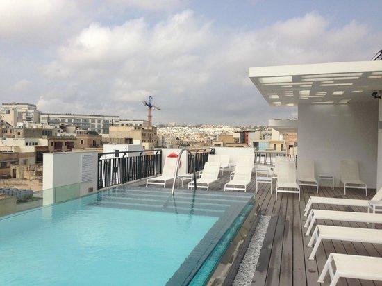 Hotel Valentina: piscina sul tetto