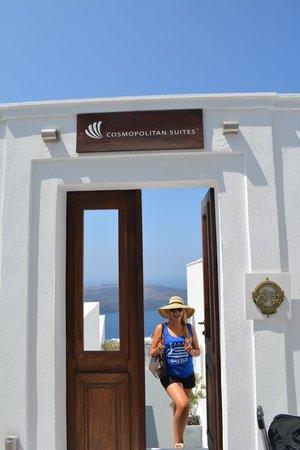 Cosmopolitan Suites Hotel: knock knock on heaven's door!